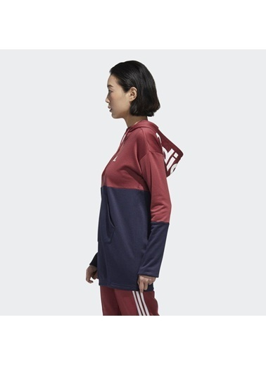 adidas Sweatshirt Bordo